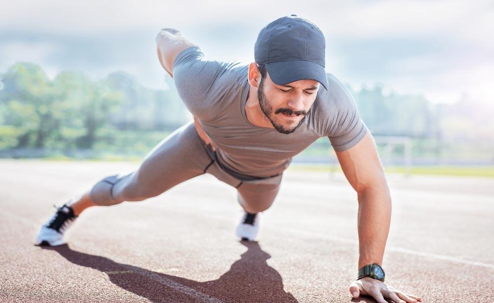 allenamento intenso: i rischi per la salute