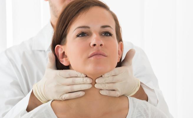 Disturbi alla tiroide