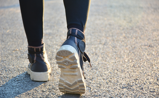 Camminare: i consigli degli esperti