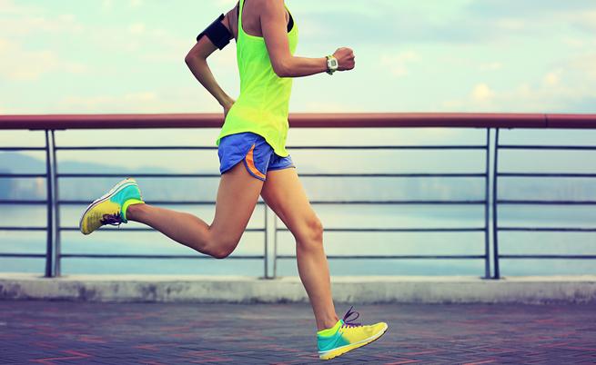 Il running è contagioso?