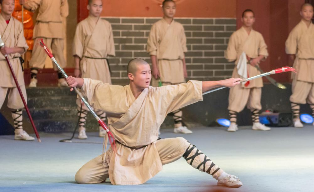 Shaolin Kung fu: l'arte marziale che fa bene a corpo e mente