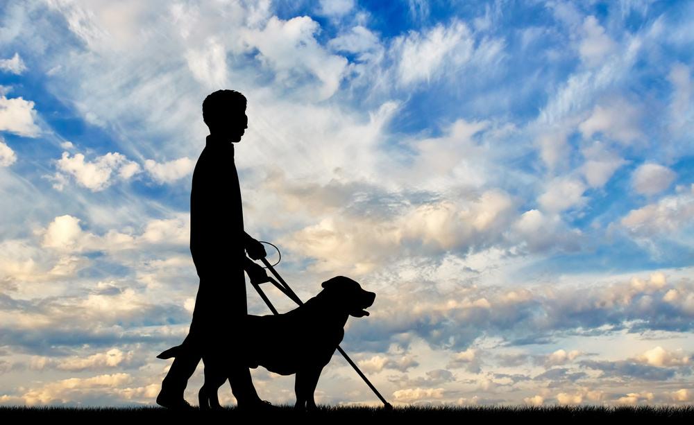 cecità: l'importanza di sfruttare gli altri sensi
