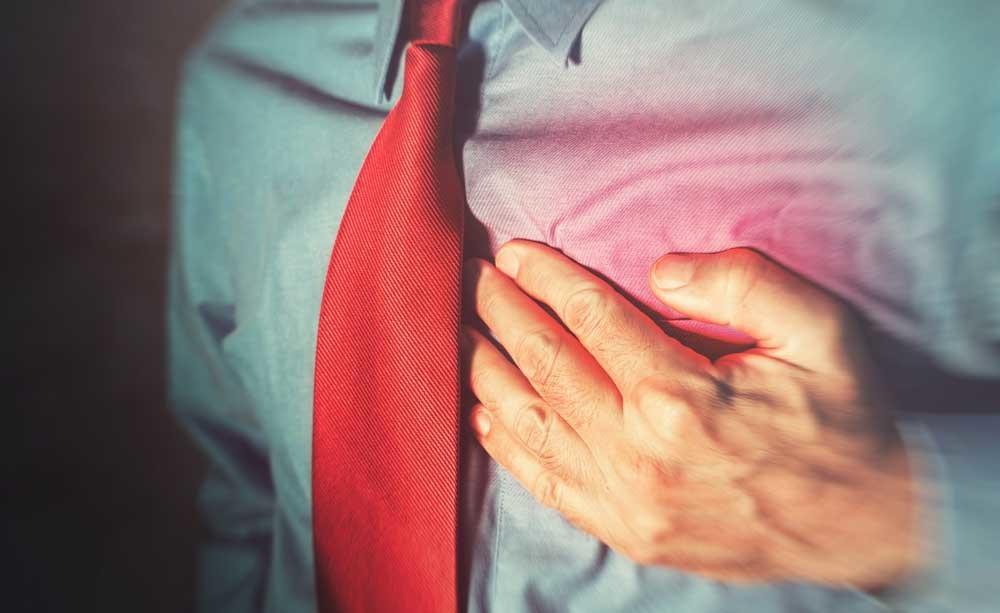infarto: come reagisce il cervello