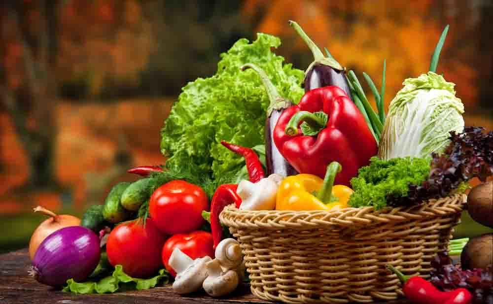 frutta e verdura: mangiarle 10 volte al dì fa bene alla salute