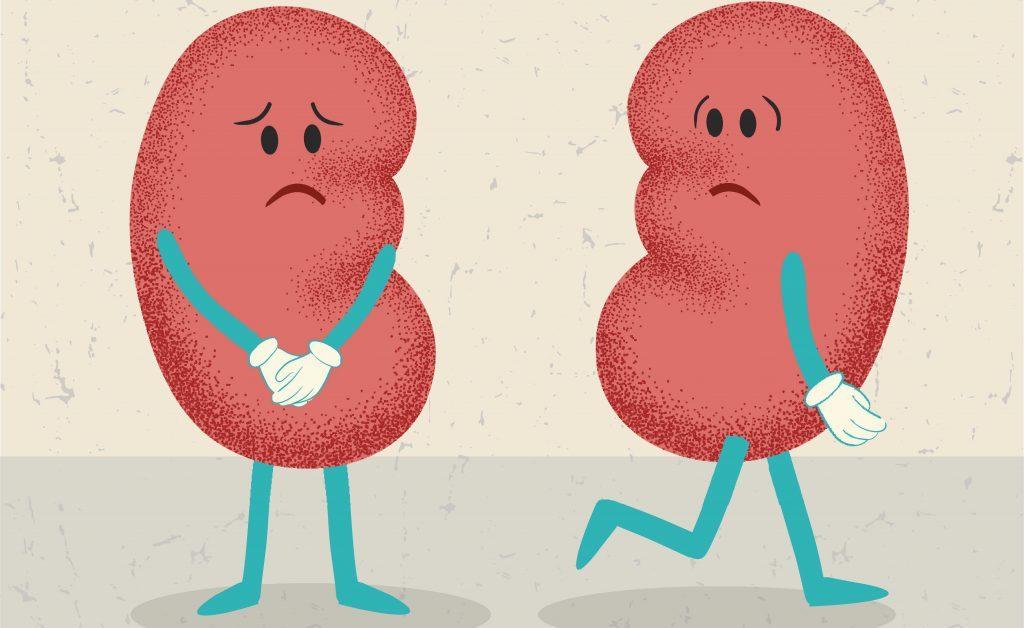 danni ai reni: i sintomi