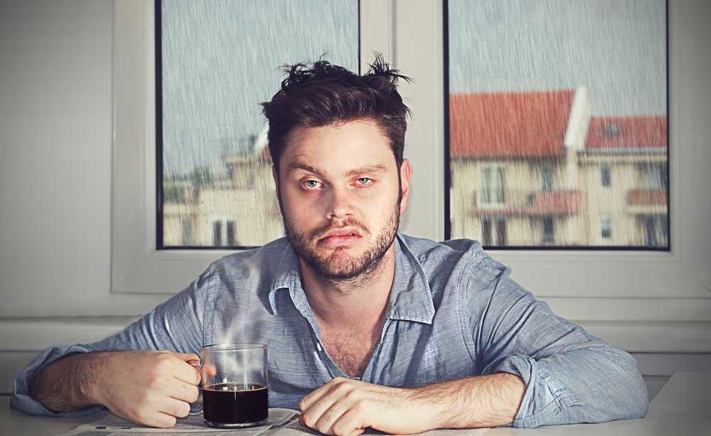 La stanchezza eccessiva può essere causata da diversi disturbi