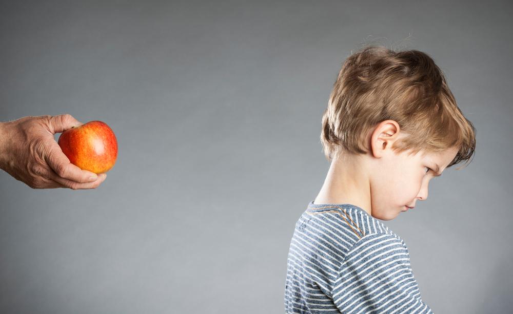 disturbi dell'alimentazione: anche i bambini possono soffrirne
