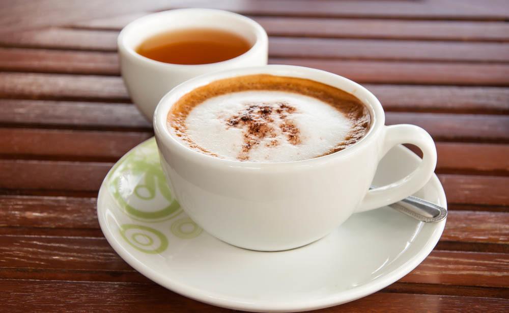 tè o caffè? Vediamo i benefici