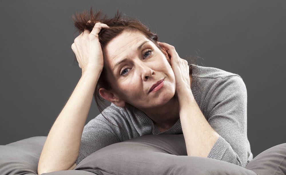 menopausa: attenzione all'ansia