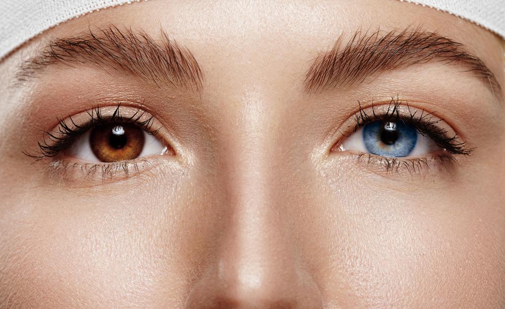 melanina: il colore degli occhi