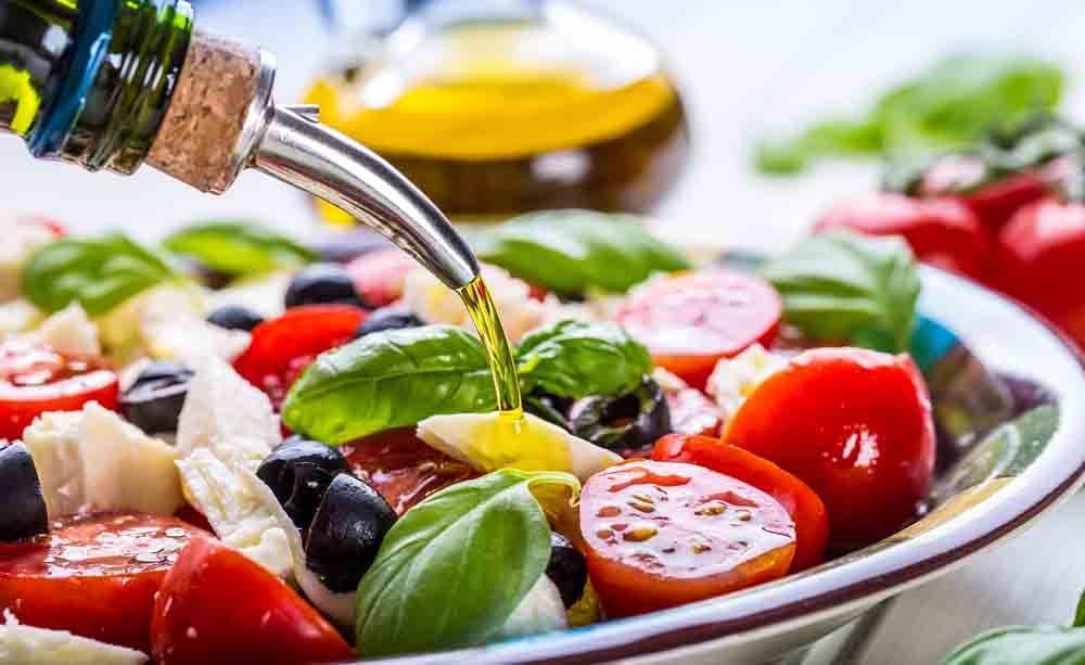 dieta mediterranea: i benefici di una dieta sana