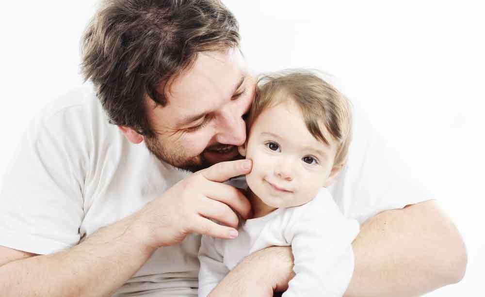 Le coccole: l'importanza di farle ai bambini