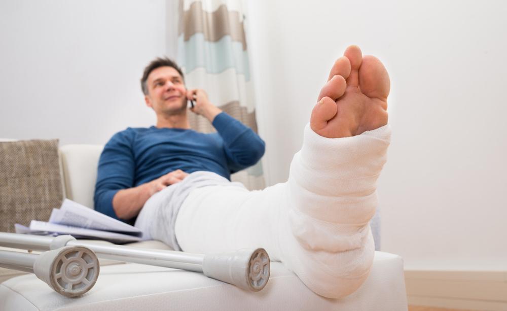 frattura: quali sono i sintomi e come si curano