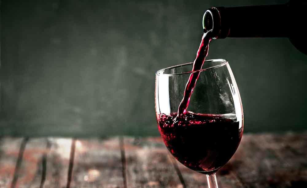 vino rosso: i benefici per la salute