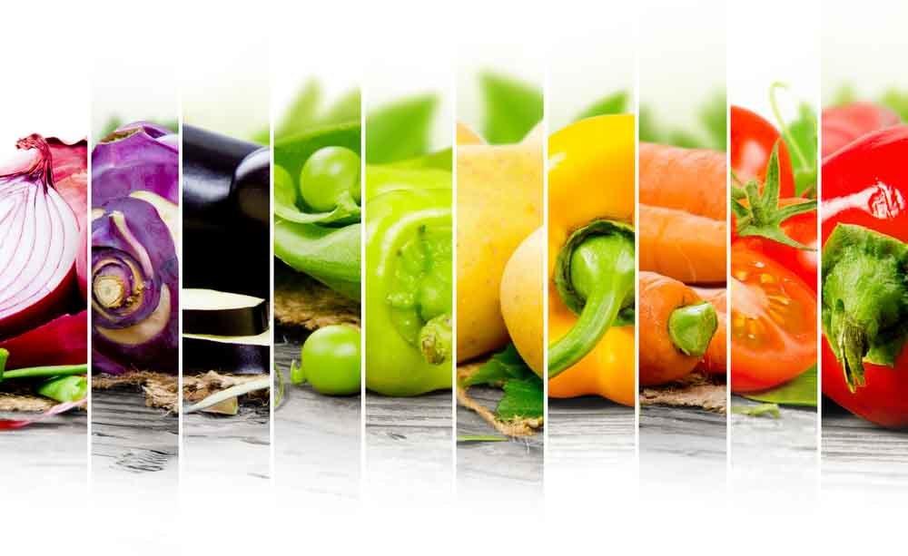 dieta a colori per stare bene