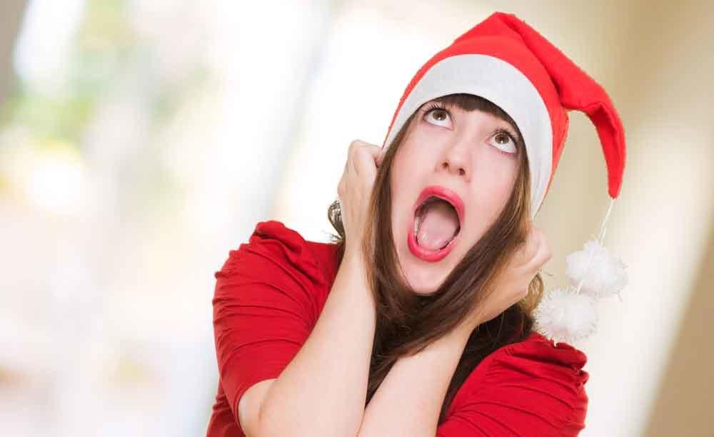 stress natalizio: come evitarlo