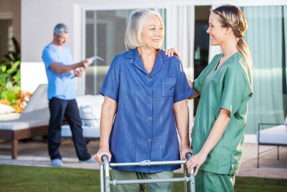 assistenza domiciliare: un aiuto per il paziente non-autosufficiente