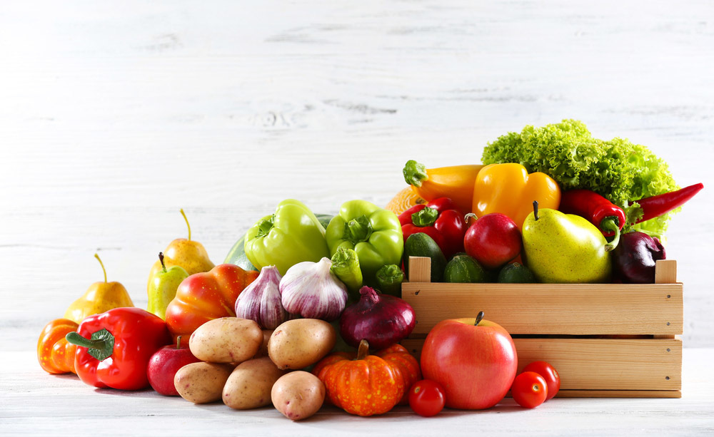 dieta vegetariana: i benefici