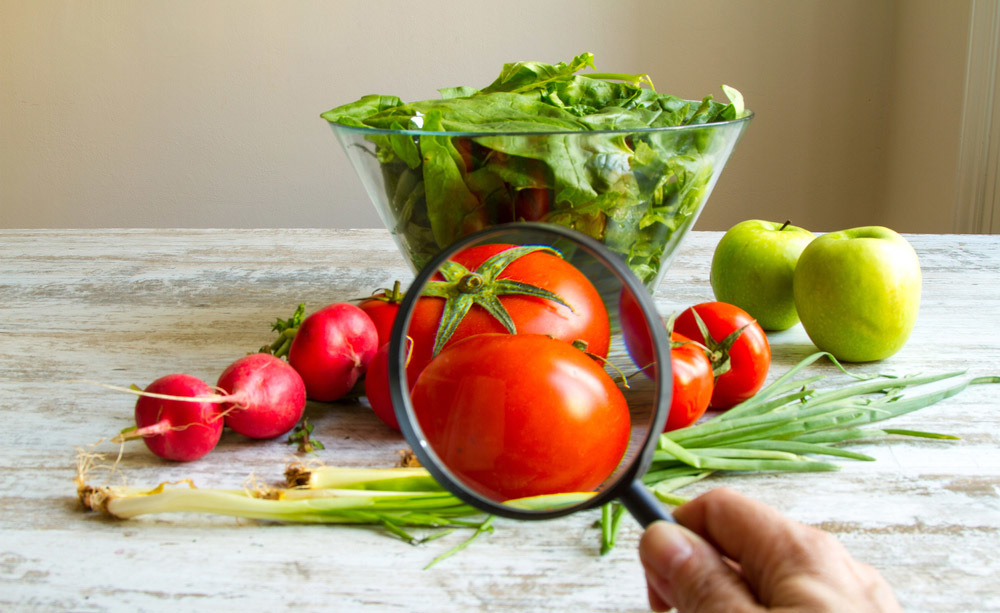 pesticidi: i cibi che li contengono