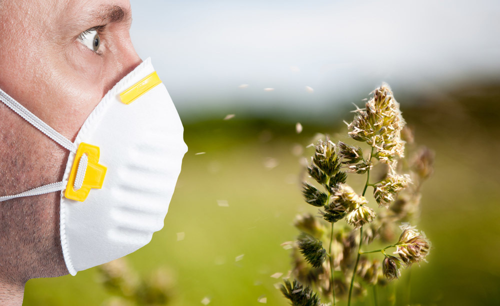allergia: come affrontare una crisi allergica