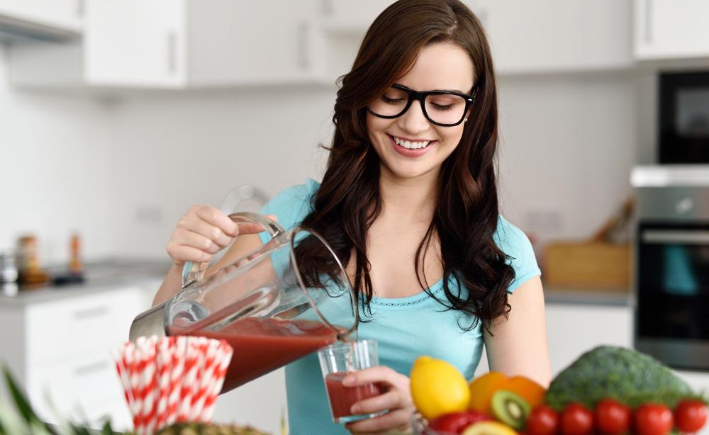 La dieta giusta durante le mestruazioni