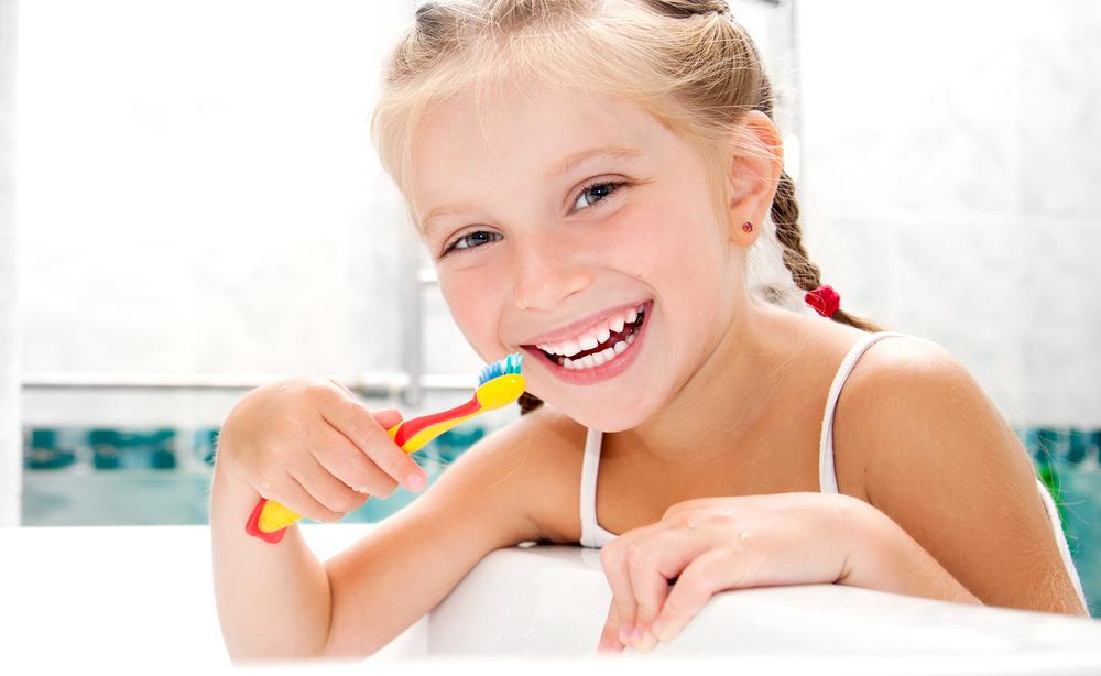lavarsi i denti: ecco come