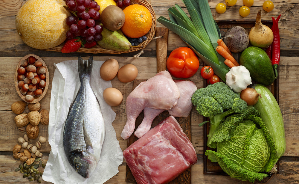 dieta a zona: in cosa consiste