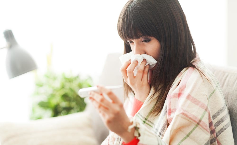 Influenza: i rimedi naturali