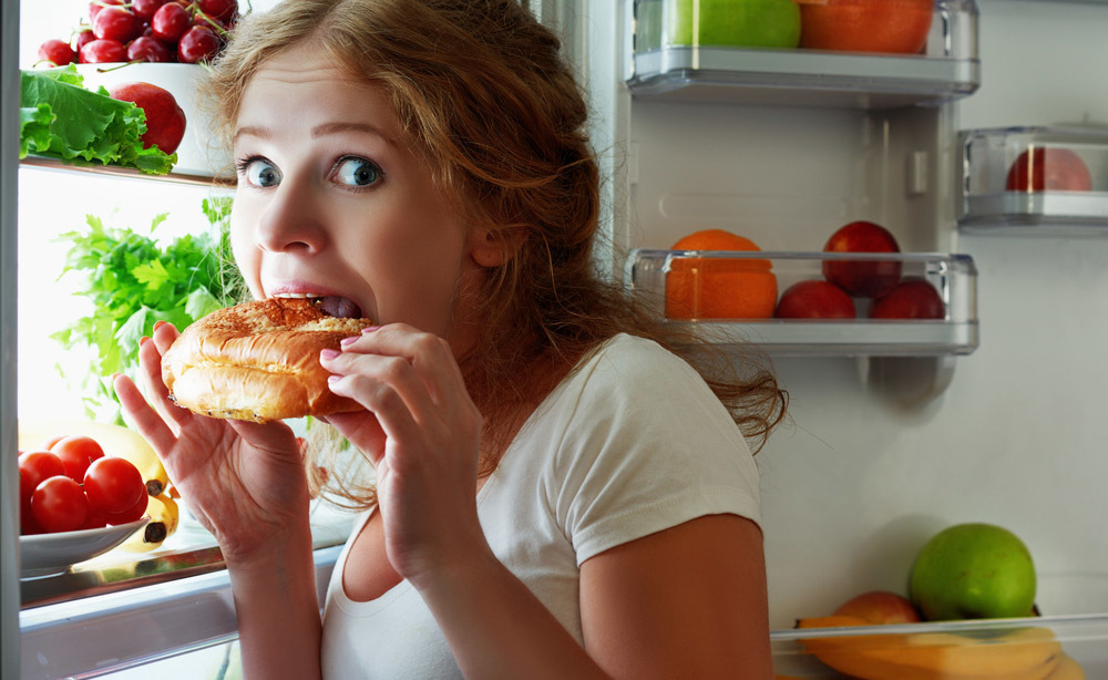 Senso della fame: dolcificanti