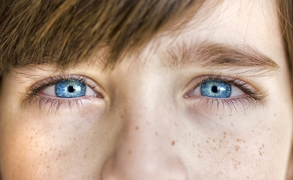 Il colore degli occhi