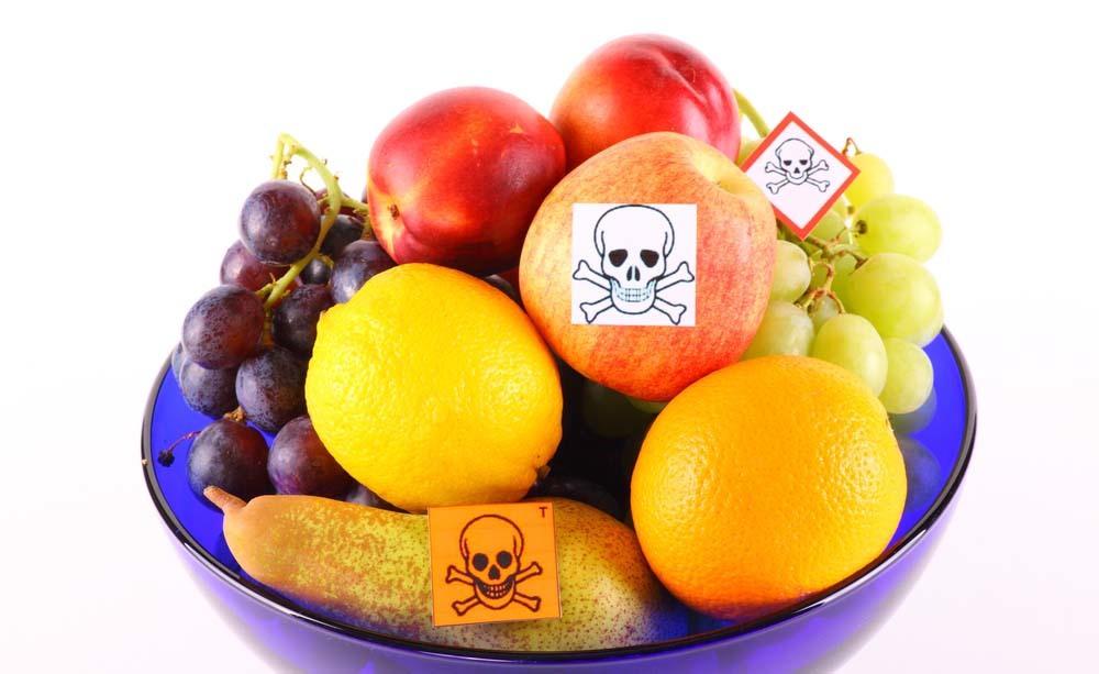 Pesticidi e alimenti