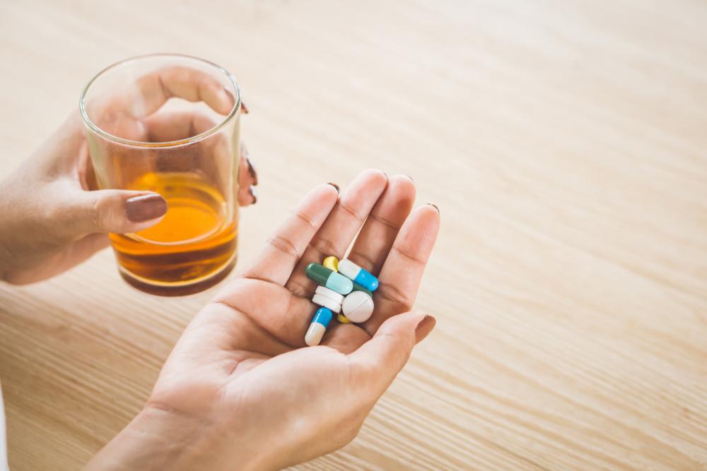 antibiotici e alcol