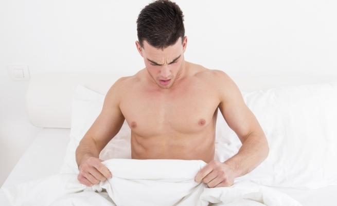 erezione non spesso al mattino