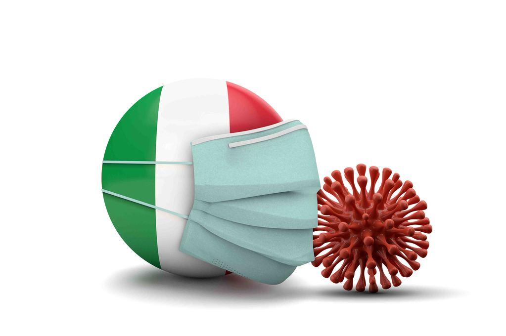 Italia colpita dal Coronavirus