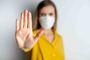 Mascherina chirurgica per il Coronavirus