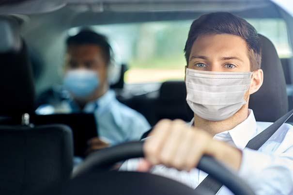 Spostamenti in automobile Coronavirus: le regole