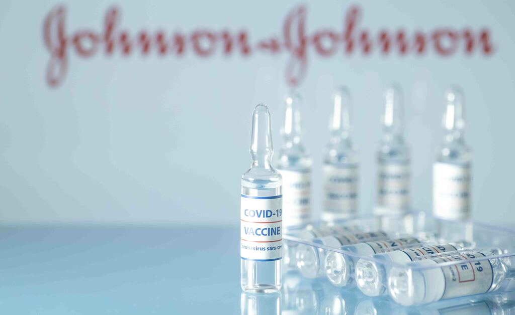 Vaccino antiCovid Johnson & Johnson