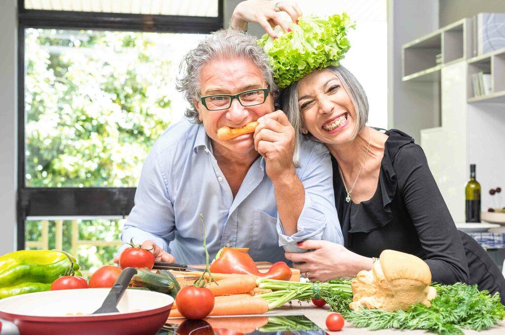 Dieta per Anziani: Cosa Mangiare