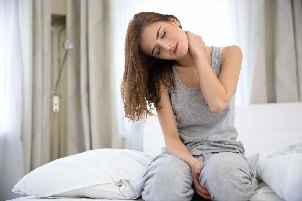 Dolore al collo: auto-massaggio