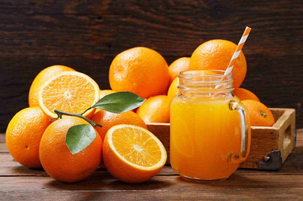 Succo Arancia: congelato