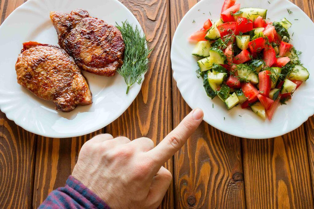 carne e dieta
