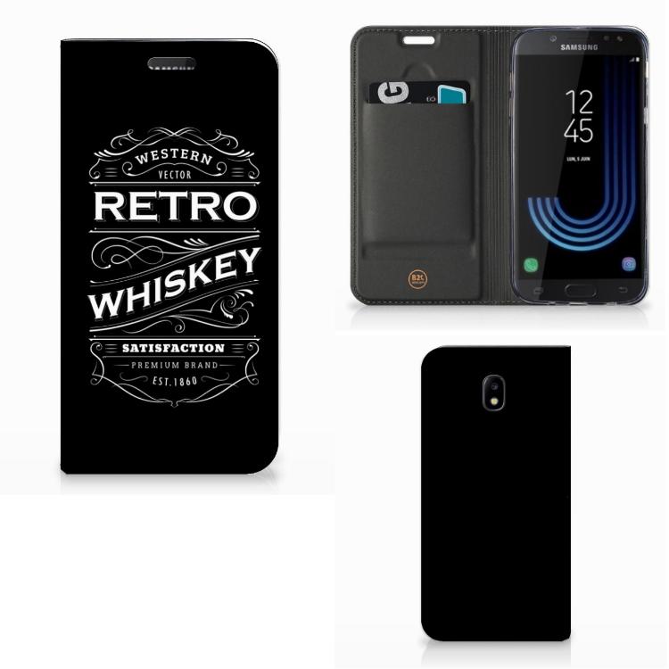 Samsung Galaxy J5 2017 Flip Style Cover Whiskey