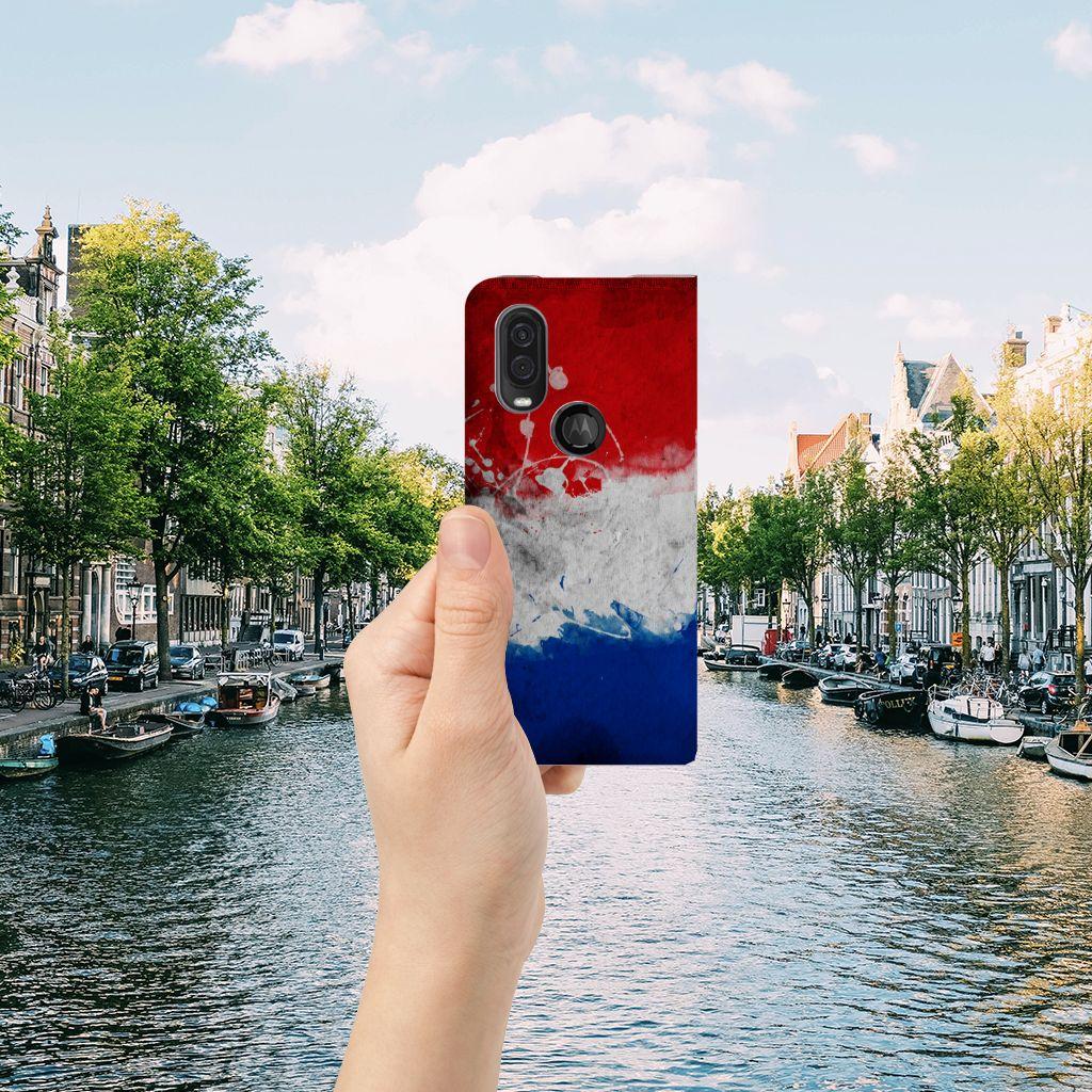 Motorola One Vision Standcase Nederland