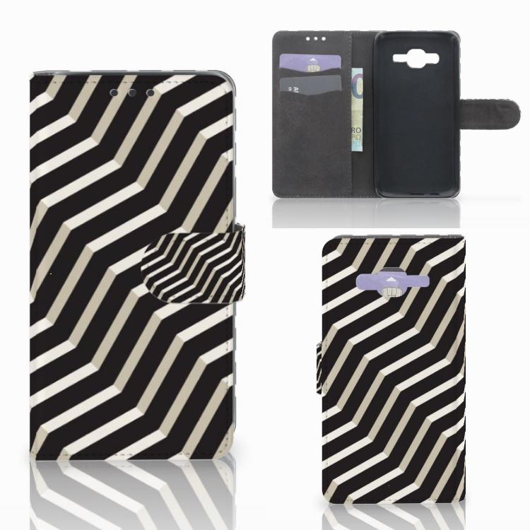 Samsung Galaxy J5 (2015) Bookcase Illusion