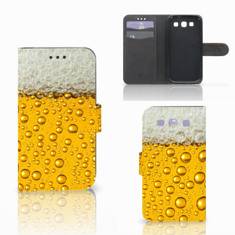 Samsung Galaxy S3 i9300 Book Cover Bier