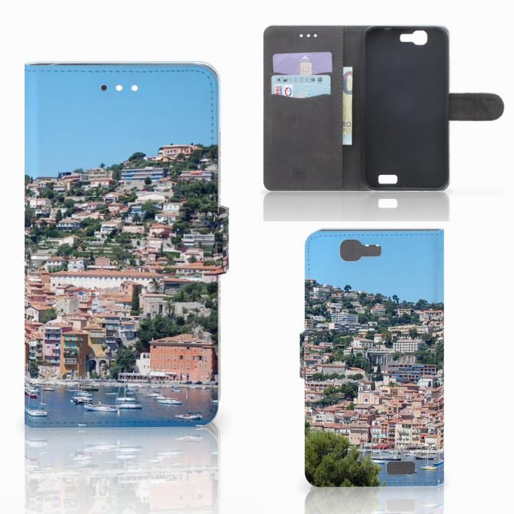 Huawei Ascend G7 Flip Cover Zuid-Frankrijk