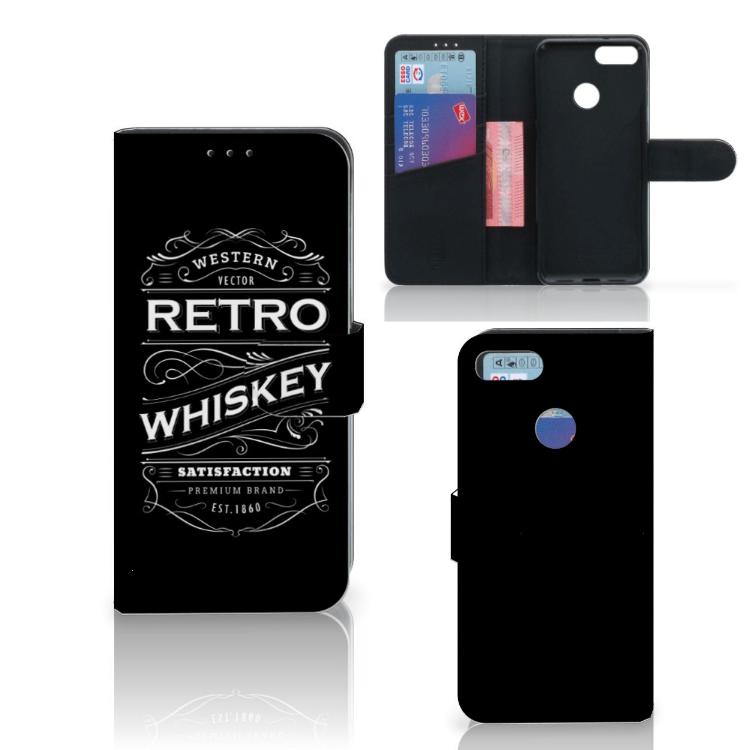 Xiaomi Mi A1 Book Cover Whiskey