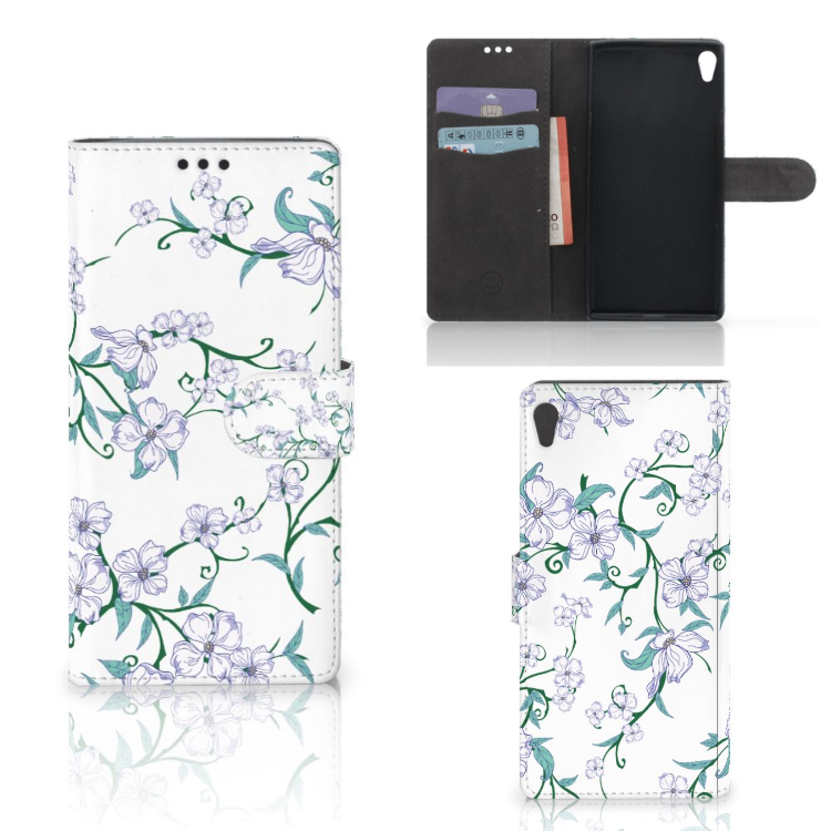 Sony Xperia XA Ultra Uniek Hoesje Blossom White