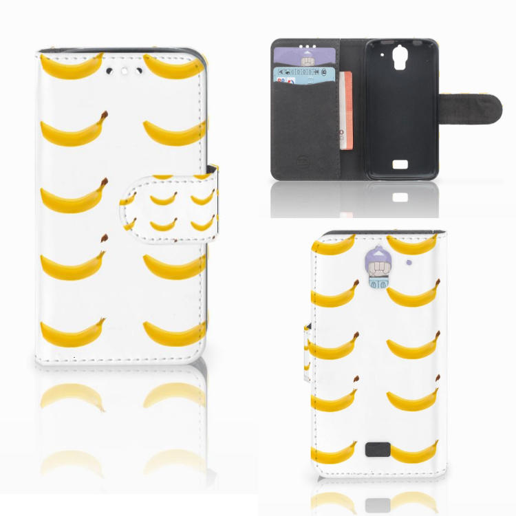Huawei Y360 Book Cover Banana