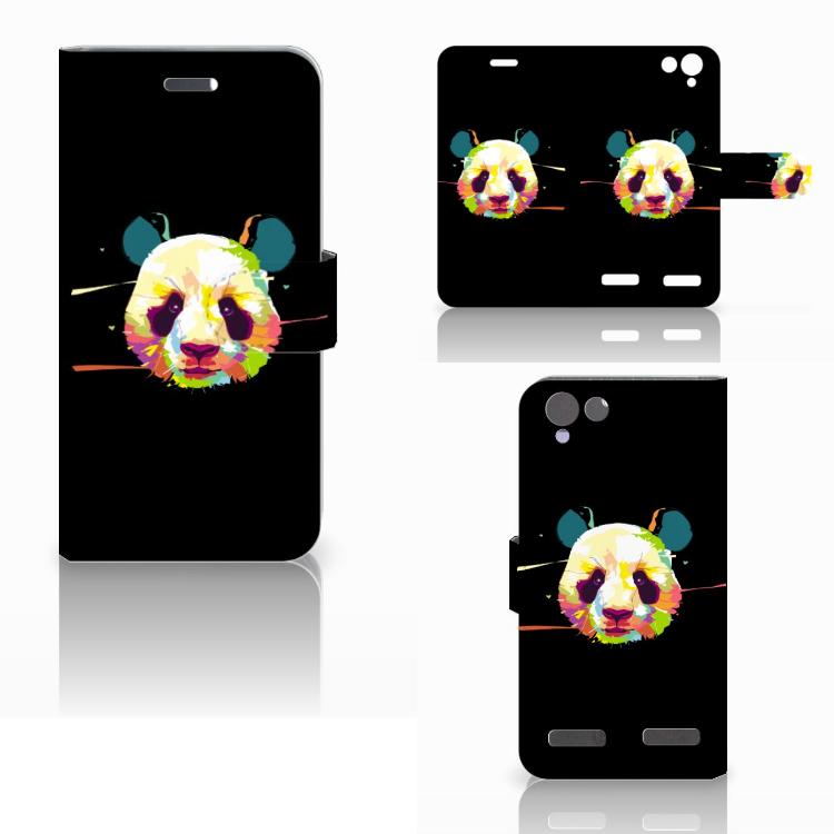 Lenovo Vibe K5 Leuk Hoesje Panda Color
